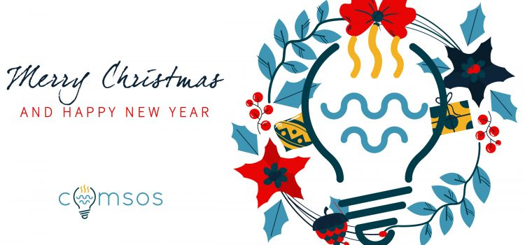 Season's greetings from COMSOS